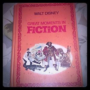 Walt Disney Great Moments in Fiction